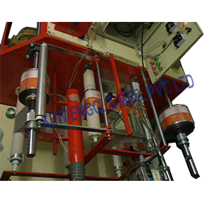 Repairing & Servicing of Doctoring Rewinding Machine