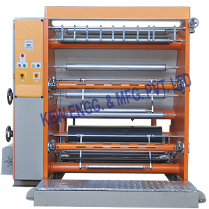 Inspection Rewinding Machine for Inkjet and Batch Printing