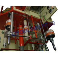 Repairing & Servicing of Doctoring Rewinding Machine